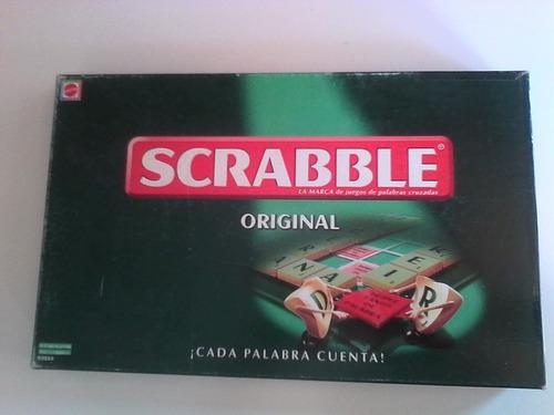 Juego De Mesa Scrabble Usado