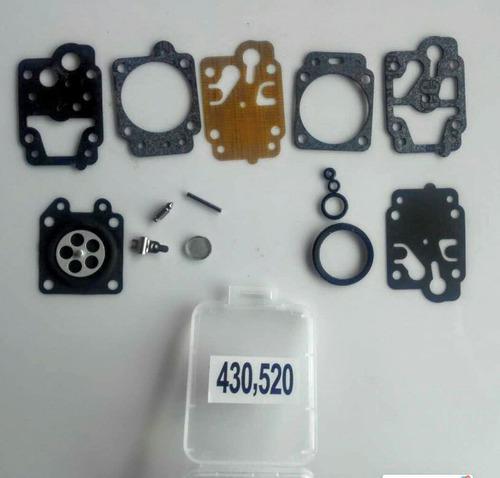 Kit De Carburador Para Desmalezadora De 43cc Y 52cc