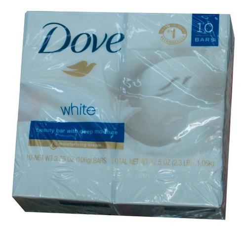 Jabon Dove Para El Cuidado De La Piel 106gr