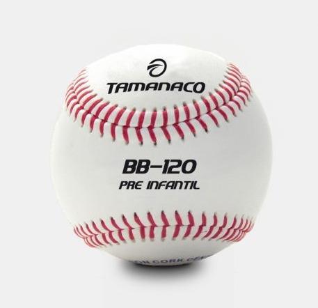 Pelota De Béisbol Pre Infantil 8.5 Corcho Bb-120 Tamanaco