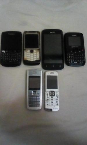 Telefonos Unicamente Para Repuestos