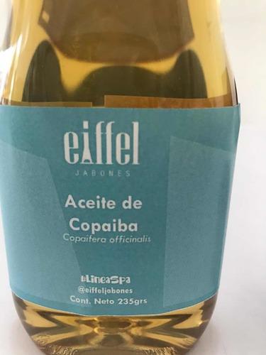 Aceite Copaiba O Aceite De Palo