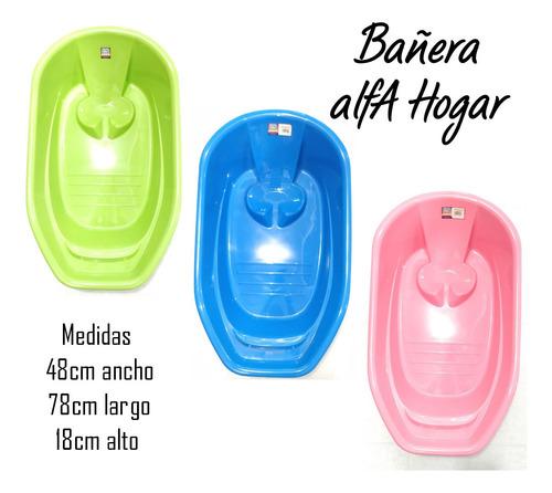 Bañera Para Bebé Alfa Hogar