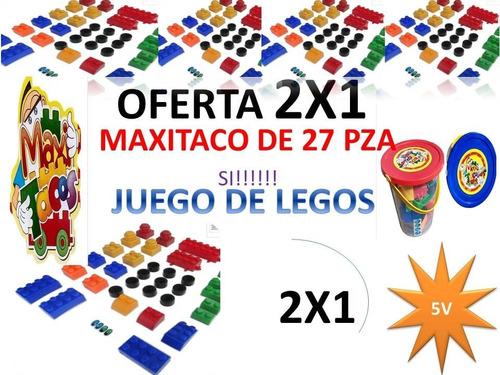 Juego De Legos Para Niños Maxi Tacos (promocion 3.5vdr)