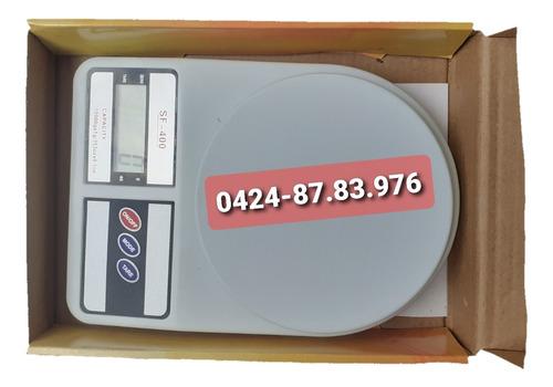 Peso Digital Cocina Repostería 10 Kg