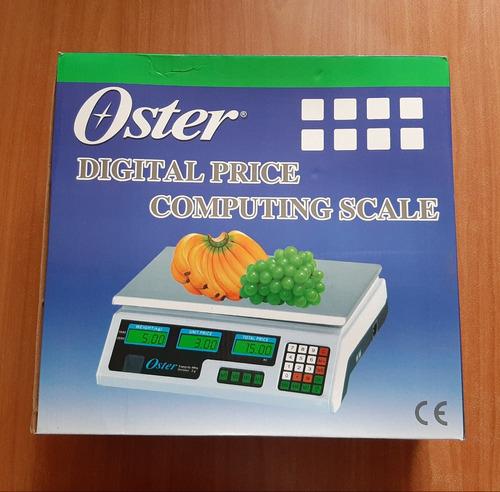 Peso Digital Oster 40 Kilos