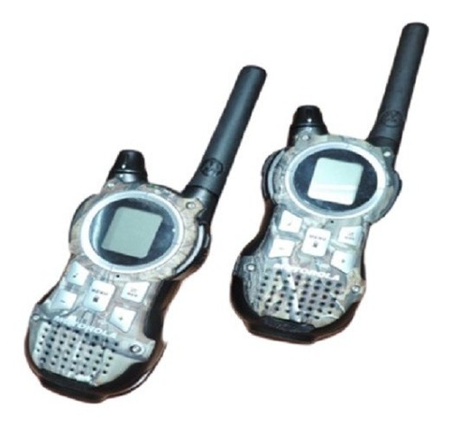 Radios Walkie Talkie Motorola Mr-355-r. Poco Uso