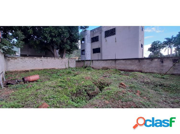 Terreno de 251 m2, Piñal Norte, El Limón, Aragua