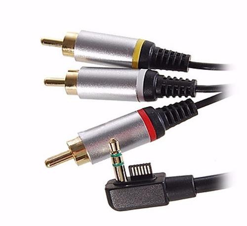 Cable Psp De Vídeo Compuesto Av  Series () W9