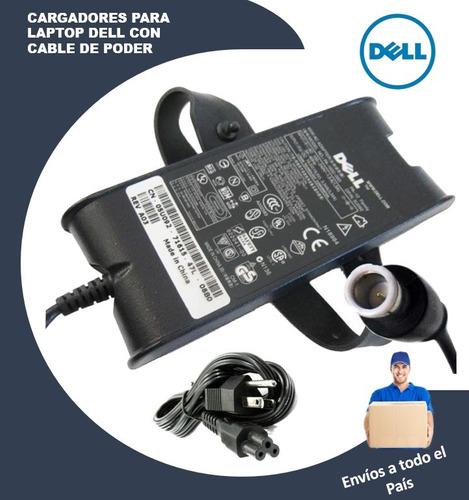 Cargador Para Lapto Dell 19.5v 3.34a mm 65w