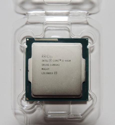 Procesador Intel I Lga  Con Fan Cooler. Usado