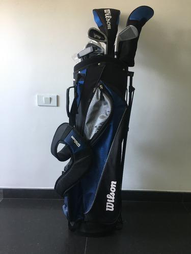 Juego De Palos De Golf Wilson (nuevos)