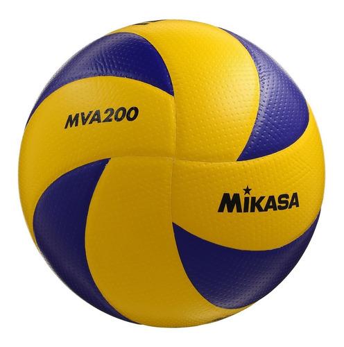 Balón De Voleibol Mikasa Mva200 - Balón Mikasa Voleibol