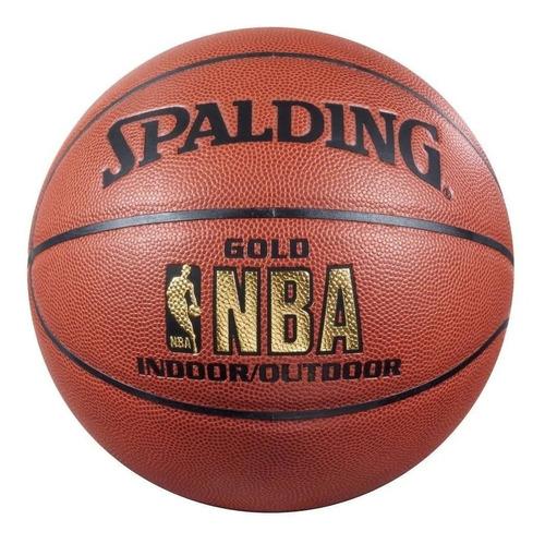 Balón Spalding Gold Basketball Original - Balon Spalding