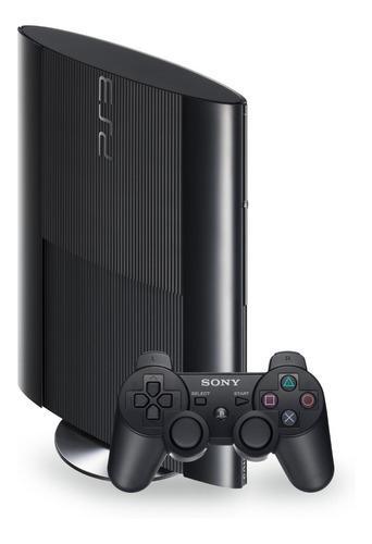 Playstation 3 Ps3 1 Control 1 Juego Perfecto Estado Garantia
