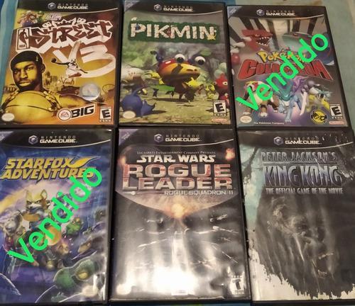 Juegos Originales Para Game Cube O Wii