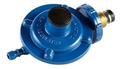 Regulador De Gas Con Rosca Para Bombonas De 18 Y 43kg Gs
