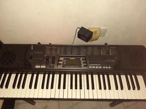 Teclado Piano Casio Ctk 700 Usado En Perfecta Condicions 80v