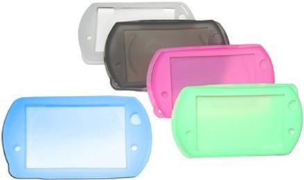 Estuche Protector Silicon Pspgo Psp Go Playstation Portable