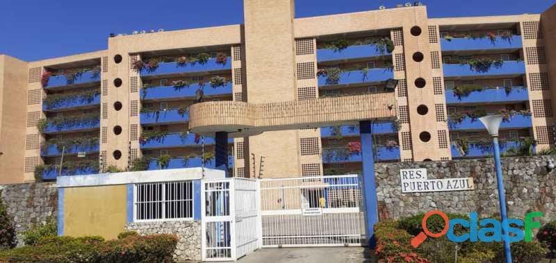 Apartamentos En Ventas En Res. Puerto Azul, Tucacas. Foa