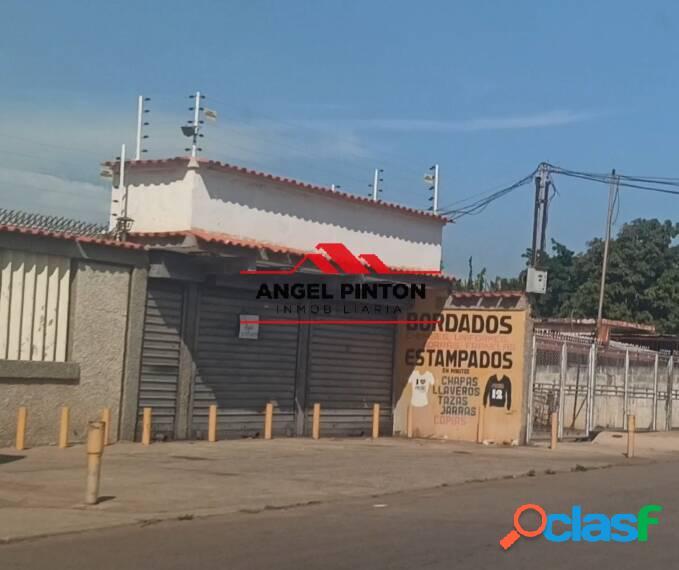 LOCAL COMERCIAL ALQUILER EN EL BARRIO LOS OLIVOS MARACAIBO